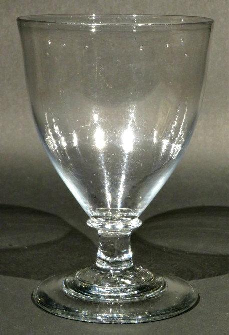 A Very Good Georgian Glass Rummer, England Circa 1800