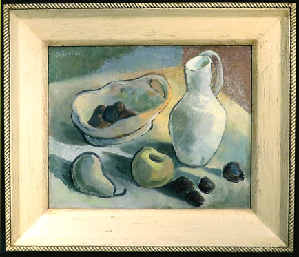 20th Century Abstract Still Life by Denyse Gadbois (1921-2013), Canadian