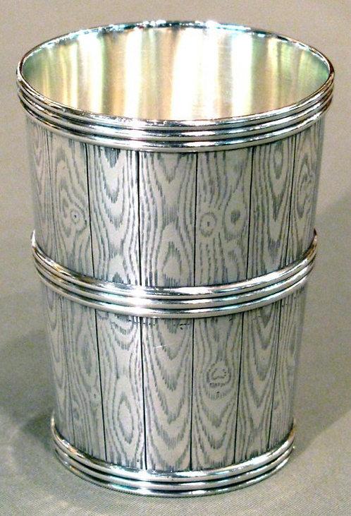 A Fine & Important 19th Century Danish Silver (.826 fine) Beaker