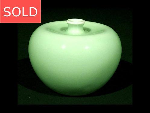 A Fine Chinese Celadon Porcelain Water Pot, Republic Period (1912-1949)