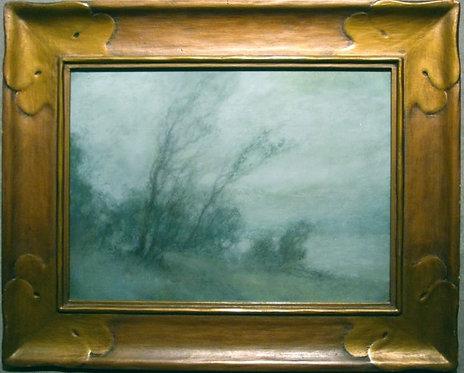 'Spring Landscape', Charles Ernest de Belle ARCA (1873-1939) Canadian