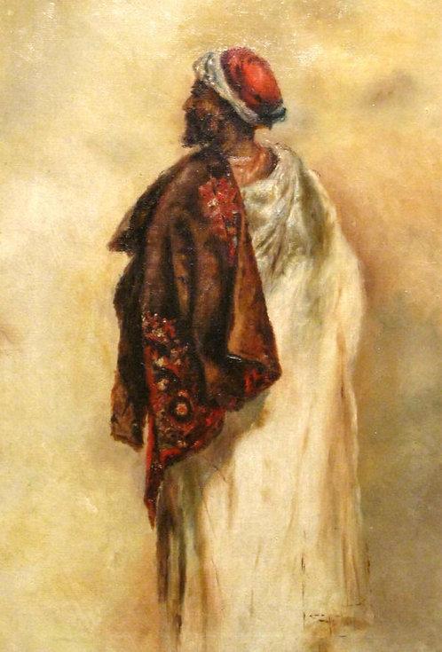 'The Moor Carpet Seller'