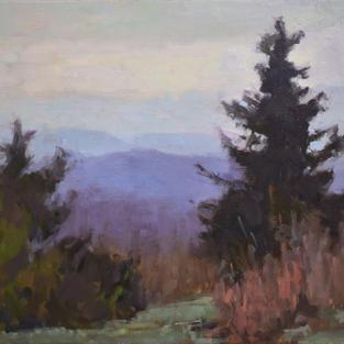 Appalachia in the back
