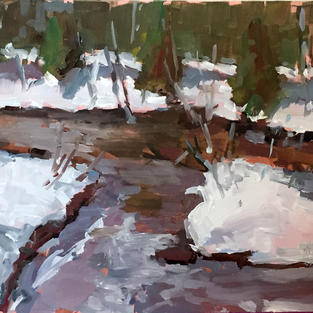 streamside 5x7 oil on gatorboard 2017.jp