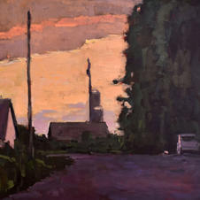 Back Road Saint Eustache