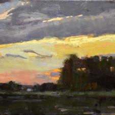 12x24 oil on canvas