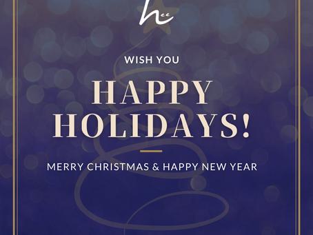 Hee Solutions 祝各位節日愉快!