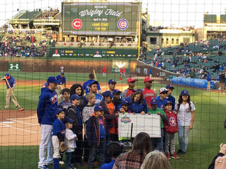 Friends of Amundsen Secures $100k Grant from the Cubs!