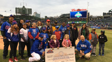 $250k Awarded to Amundsen High School Baseball & Softball!