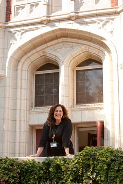 Anna front door