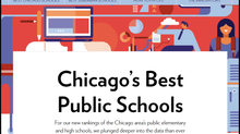 Amundsen High School earns spot on  Chicago Magazine's list of Top High Schools!