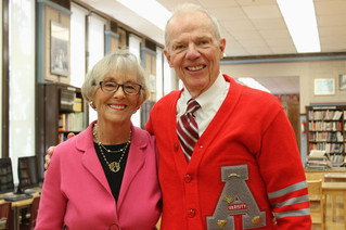 DNAInfo: Former Walgreens CEO Keeps The Generosity Flowing At Amundsen!