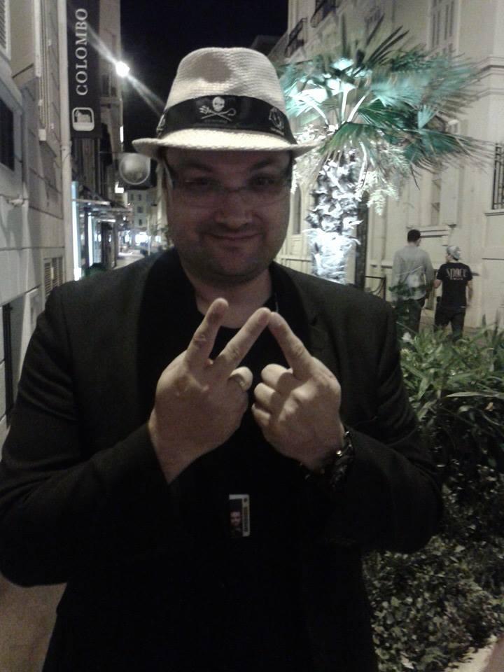 Omar Todd - Sea Shepherd