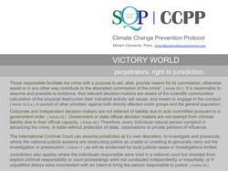 SQP CCPP perpetrators. jurisdiction.