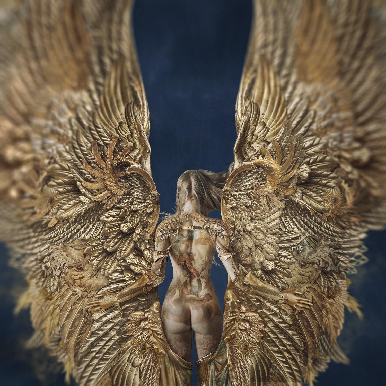 Goddess.Angel.Warrior Miriam Clement