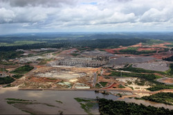 Belo Monte Construction in the Xingu