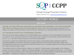 SQP CCPP the ICC of Sustainability.