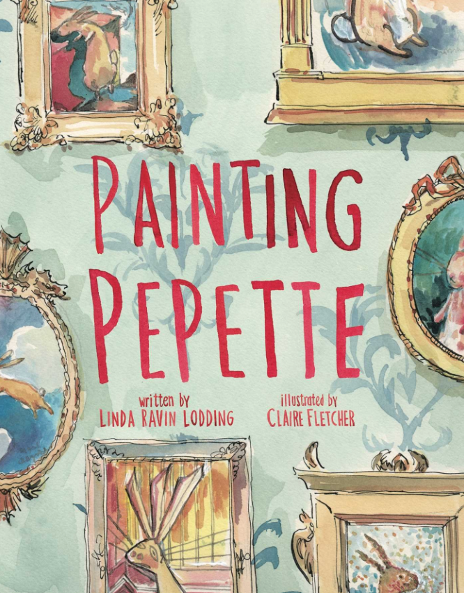 Painting Pepette cover