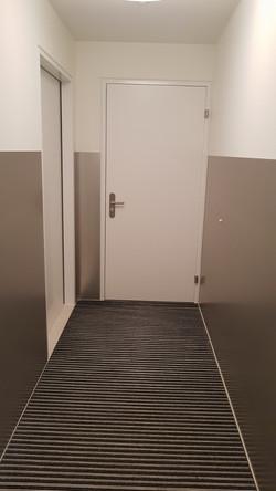 Alu Nox Wandschutz