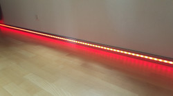 Alu Nox LED direkt 60/12 mm