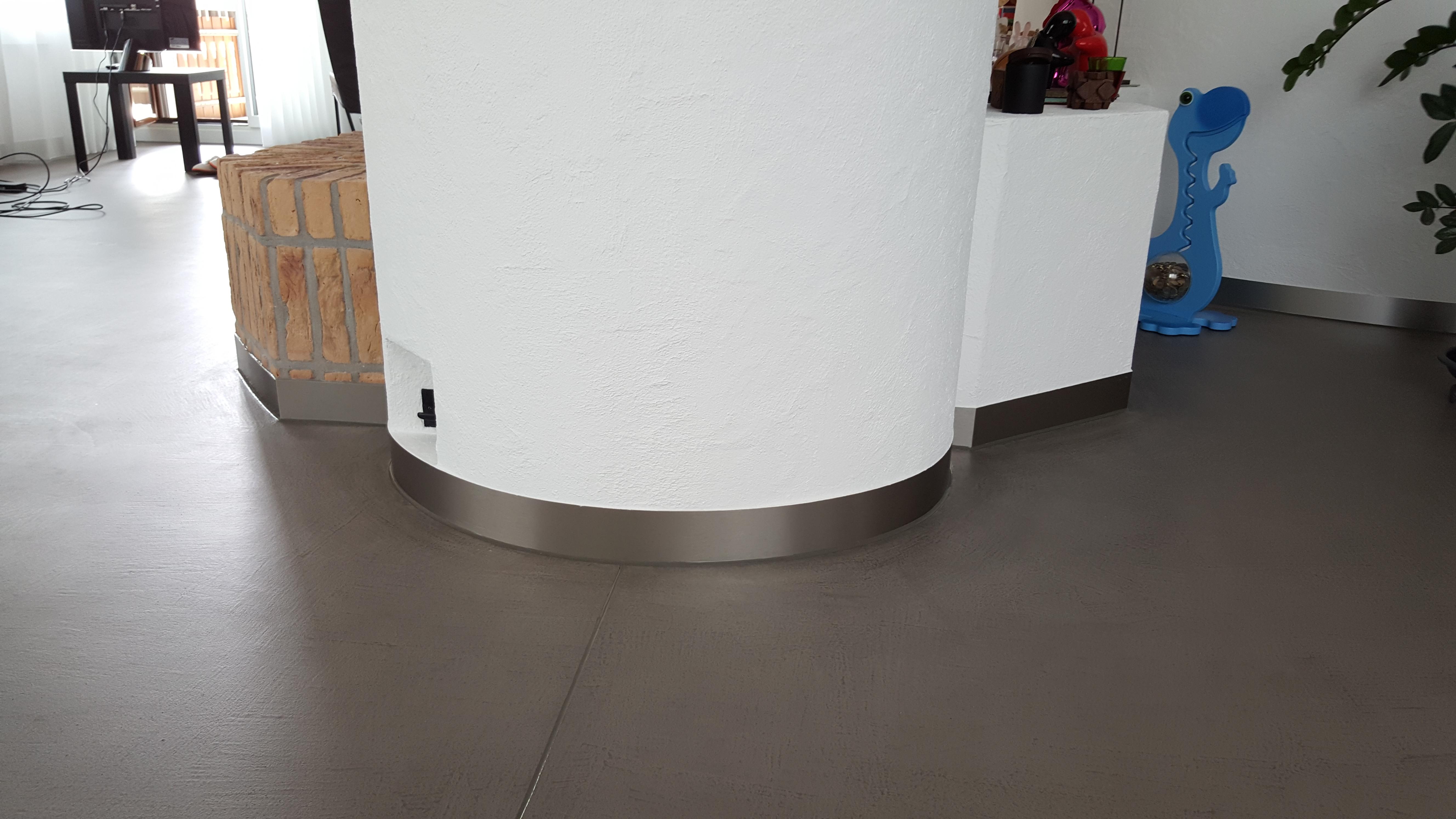Alu Nox Flachprofil 80/1.5 mm