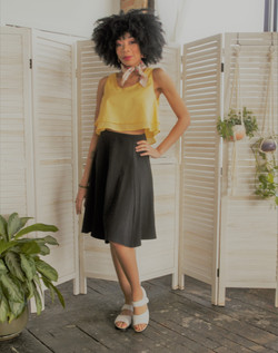 Margot Tank & Silvana Skirt