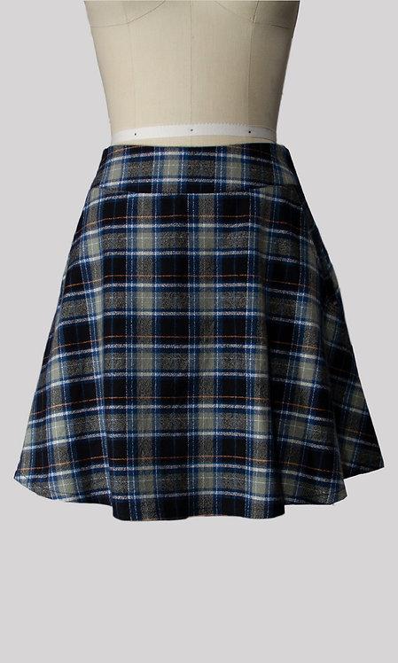 Katrin A-Line Skirt