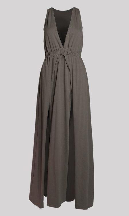 Audrey Slit Dress