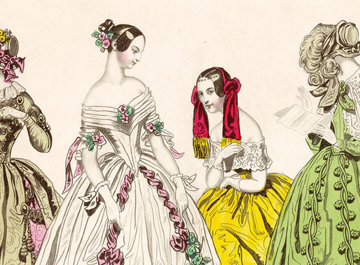 Disease and Fashion History: Consumptive Chic