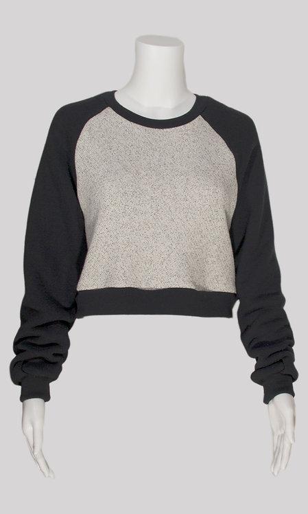 Cassidy Baseball Sweatshirt