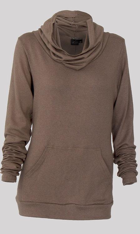 Anya Tunnel Hood Sweater
