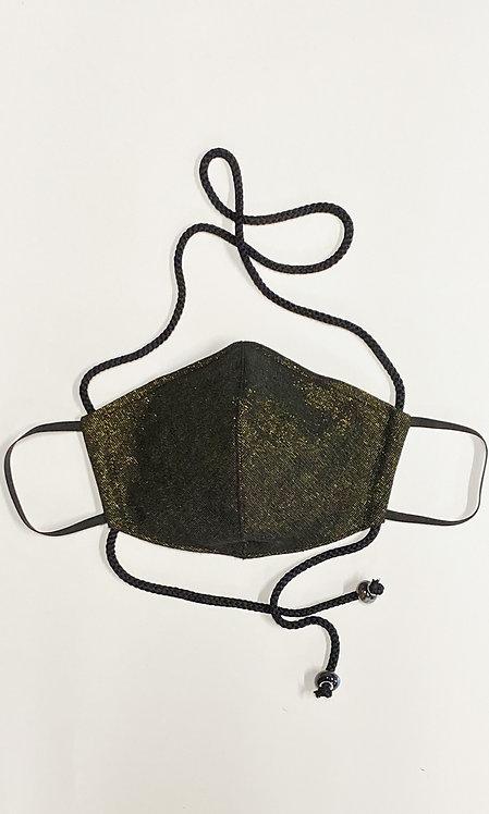 Black Gold Mask
