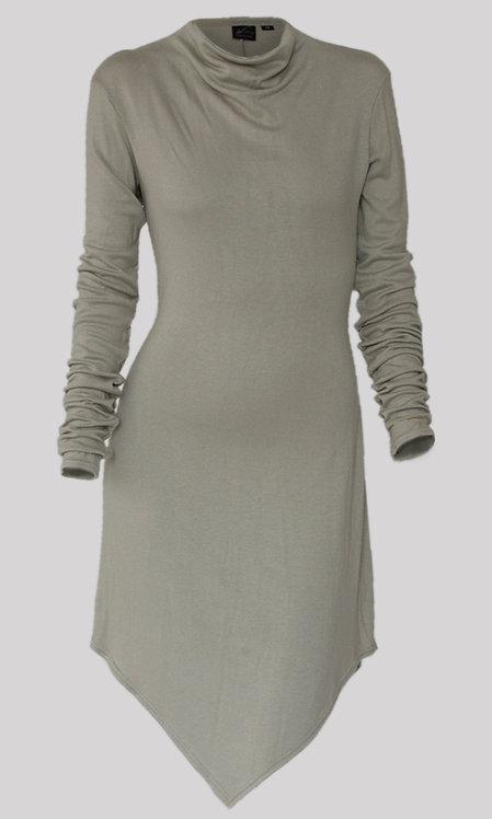 Vreeland Cowl Dress