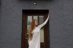 Freyja sweater, Eyva trousers
