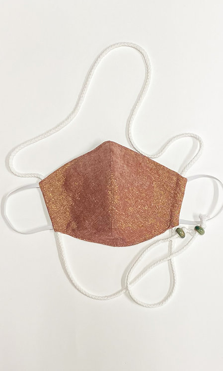 Linen/Cotton Face Mask