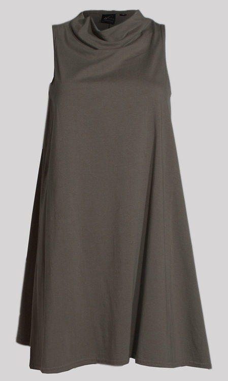 Estelle Cowl Dress