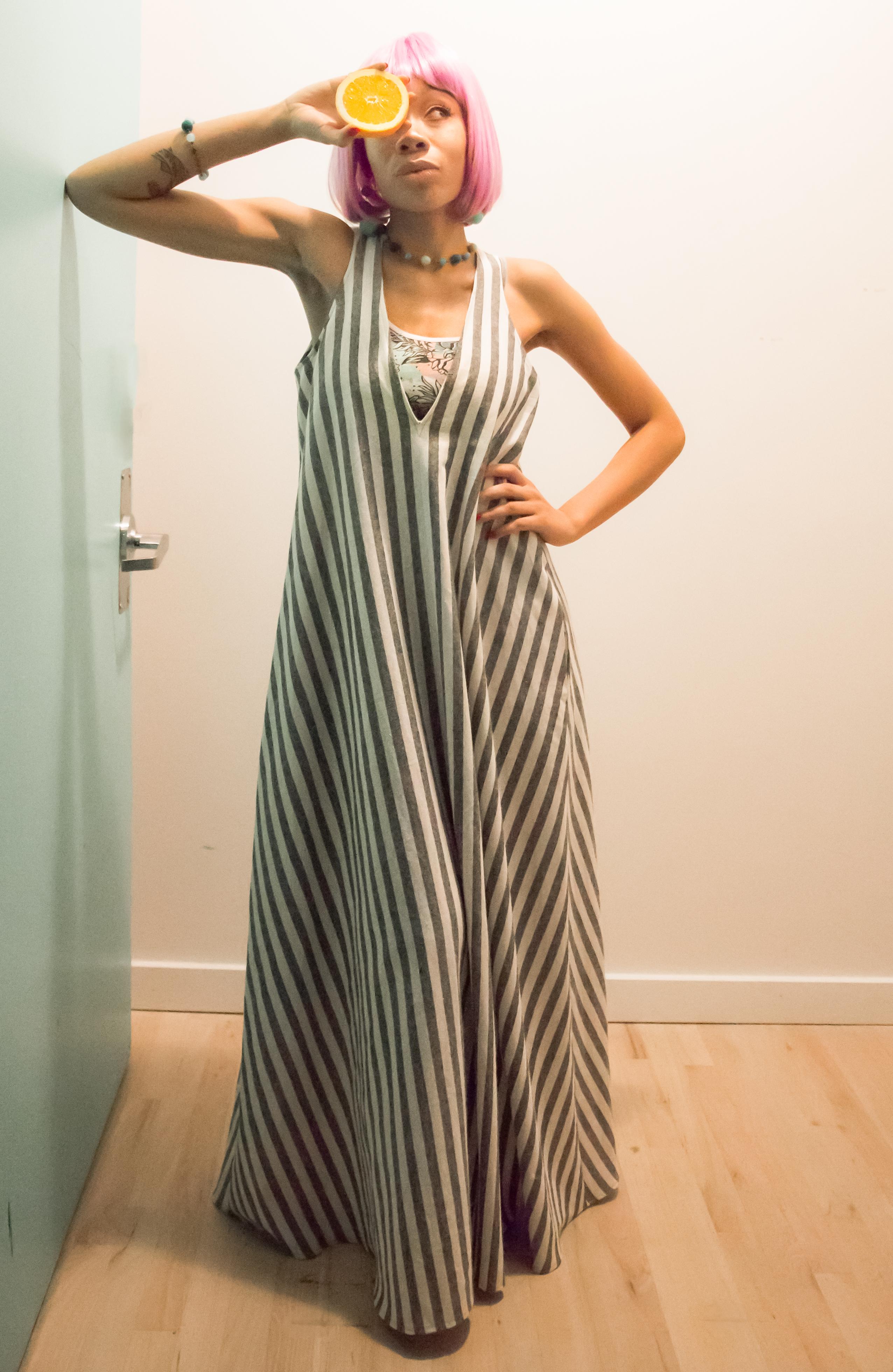 Raquel Maxi Dress