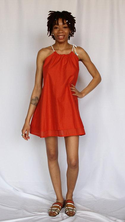 Ida Drawstring Dress
