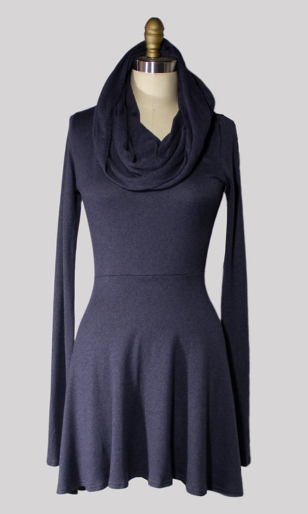 Leyla Hooded Dress