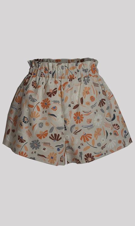 Brigitte Paperbag Shorts