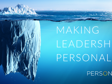 Making Leadership Personal