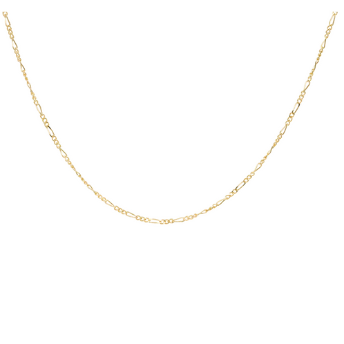 KETTING ANNA+NINA LIANA PLAIN NECKLACE LONG
