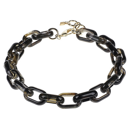 KETTING CAMPS & CAMPS OVAL LINK OILY BLACK