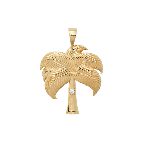 HANGER ANNA+NINA TWINKLING PALM NECKLACE CHARM