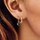 Thumbnail: ENKELE OORBEL ANNA+NINA NOVA RING