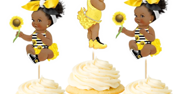 Cupcake/Cake Toppers