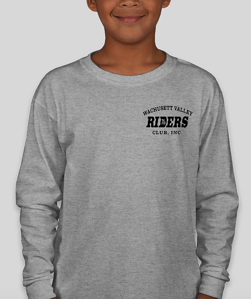 WVR Kids Long Sleeve T-Shirt