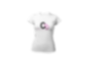 ghosted-mockup-of-a-fitted-women-s-t-shi