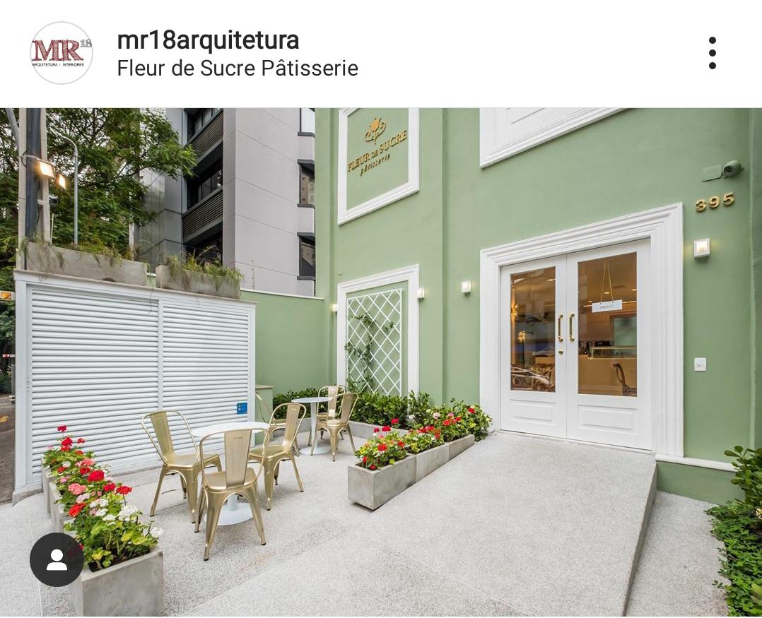 Fleur de Sucre Patisserie - MR18 Arquite