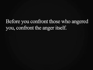 Do You Know Where Your Anger comes From?
